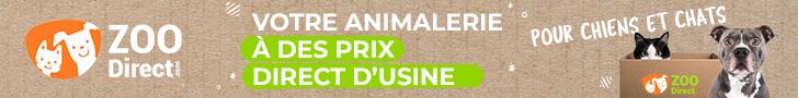 ZooDirect : la moins chère des animaleries en ligne. Direct d'usine
