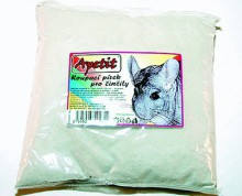 Apetit sable de bain pour chinchillas 1 kg