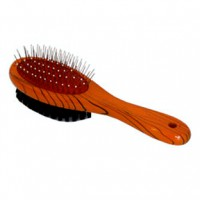 Brosse double face taille moyenne