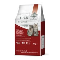 Hairball&Coat Chat adulte Poulet&riz 3kg