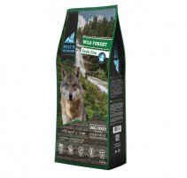 Wolf's Mountain - WILD FOREST grain free