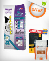 PACK NUTRITION OPTIMALE CHAT