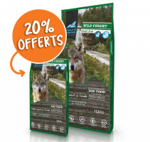 Wolf's Mountain Wild Forest : 12,5 kg + 20% offerts