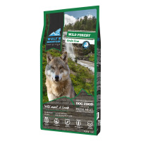 Wolf's Mountain Wild Forest 3 x 2,5 kg DCL courte