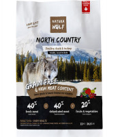 Natura Wolf North Country : volaille, canard & dinde