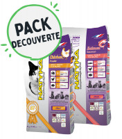 Pack découverte Natyka pour chat