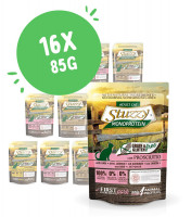 Lot mixte Stuzzy 16 x 85g pour chat