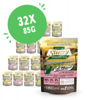 Lot mixte Stuzzy 32 x 85g pour chat