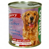 Dibaq - Liver for dogs